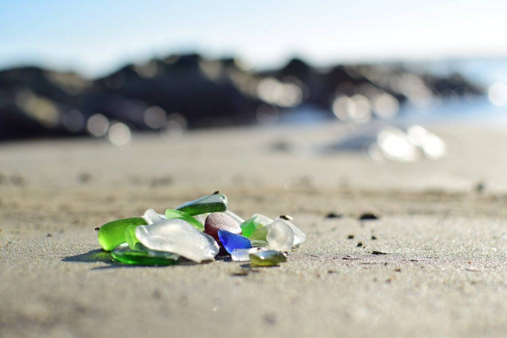Sea glass collectors guide