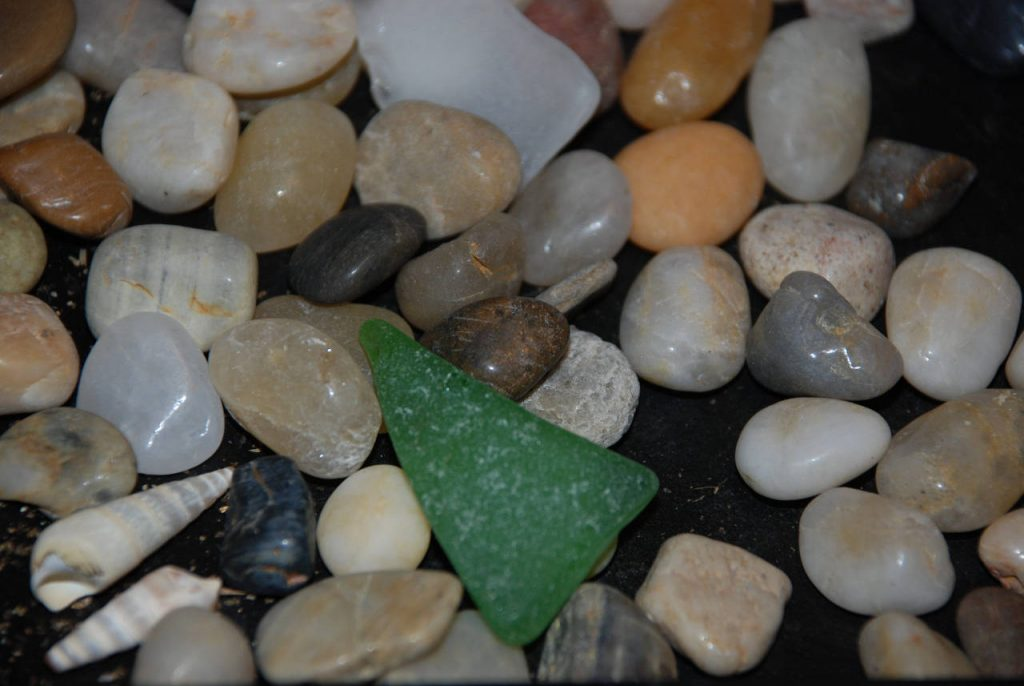 sea glass vs beach glass