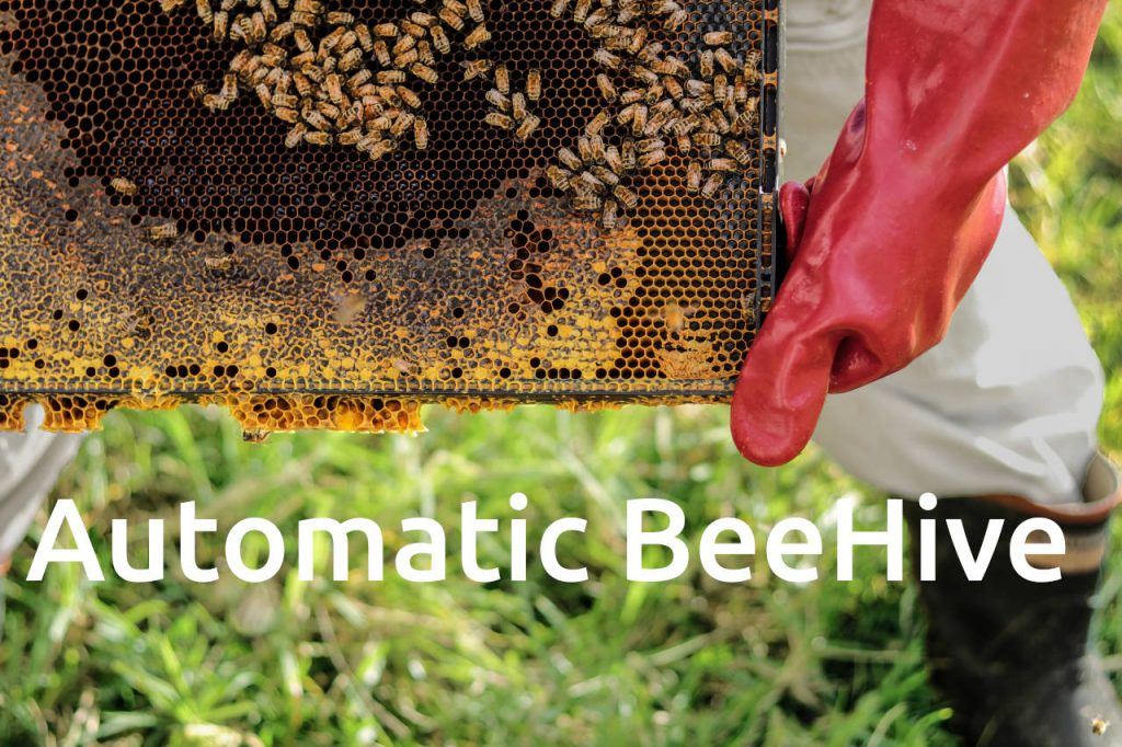how to make a homemade diy beehive