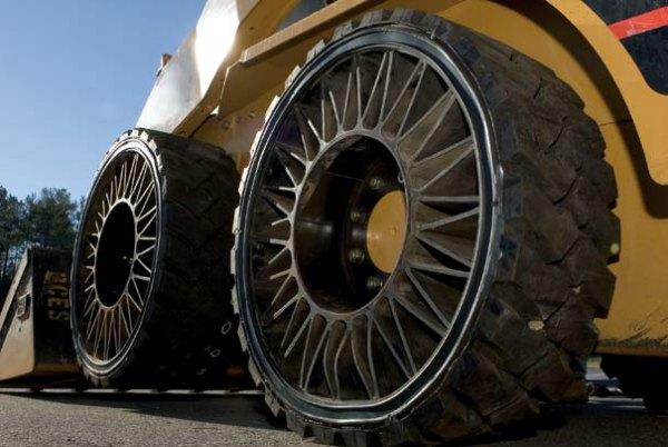 Aireless Tires wheels