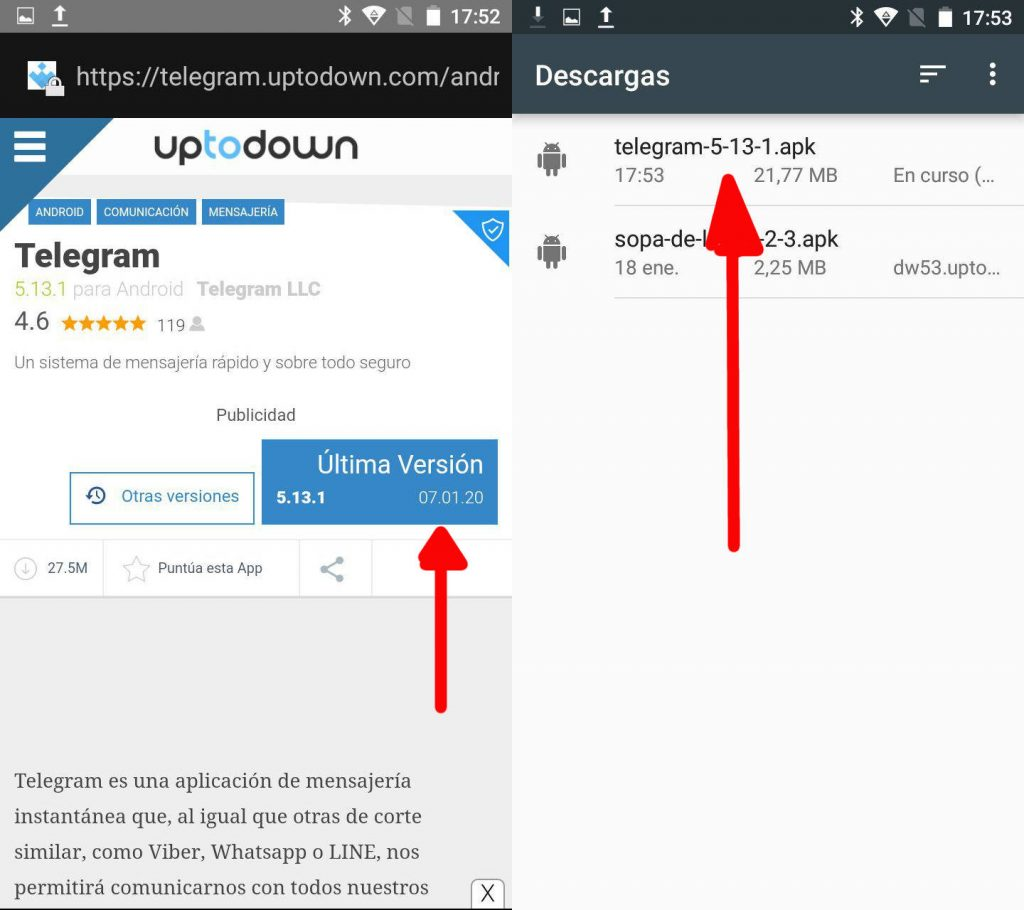 how to download apk