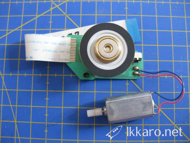 Brushless and stepper motors for DIY projects